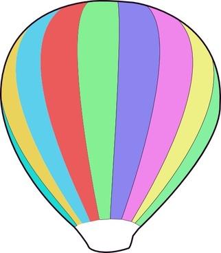 Hot Air Ballon clip art
