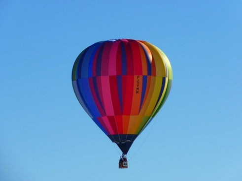hot air balloon balloon colorful