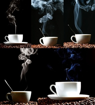 hot coffee theme of highdefinition picture