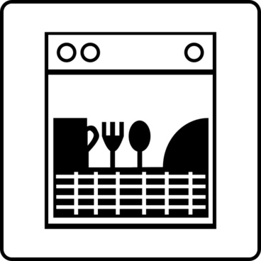 Risultati immagini per dishwasher icon