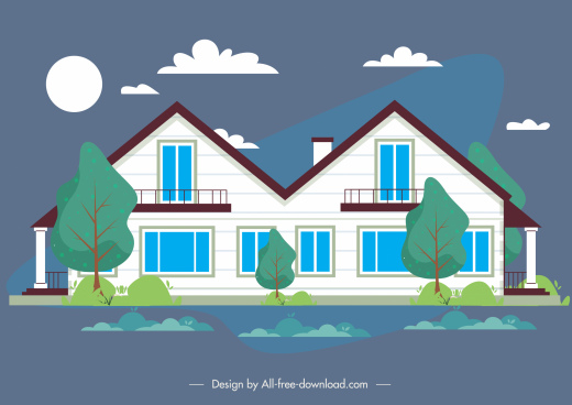 house architecture template