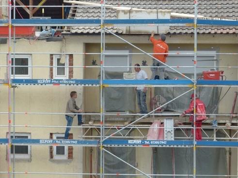 house construction maurer craftsmen
