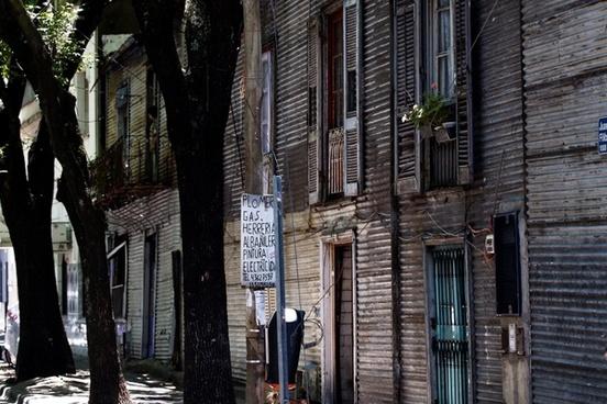 house facade buenos aires argentina