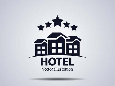 houses logos creative design
