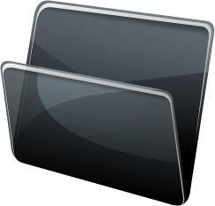 HP Blank Folder