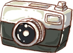 Hp camera photo