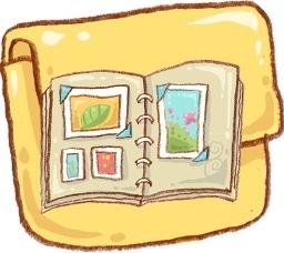 Hp folder artbook