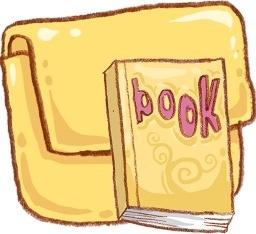 Hp folder book