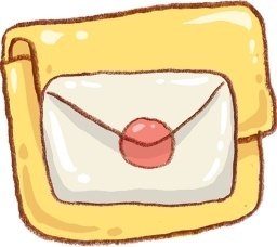 Hp folder mail