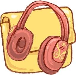 Hp folder music 2