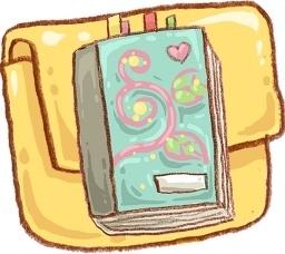 Hp folder notebook 2