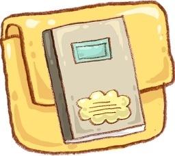 Hp folder notebook