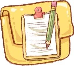 Hp folder notepad 2