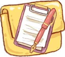Hp folder notepad
