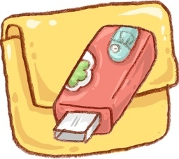 Hp folder portable app