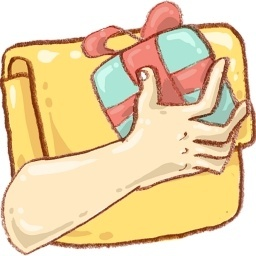 Hp folder share
