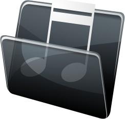 HP Music Folder