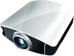 HP Projector