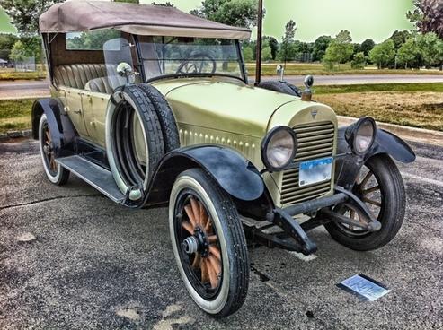 hudson 1921 phaeton