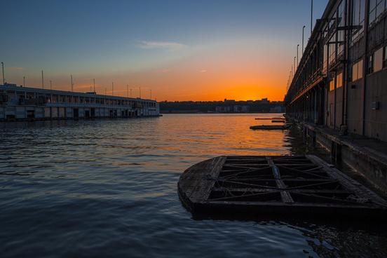 hudson river docks