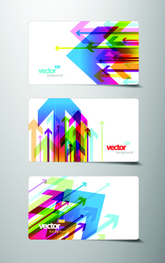 huge collection of business card design vector art