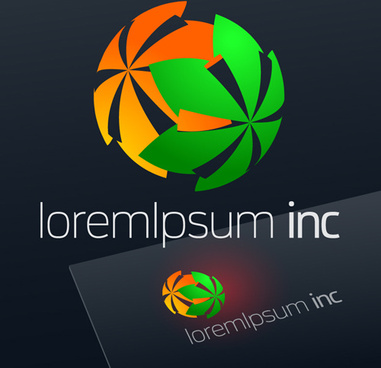 huge collection of company logos creative vector
