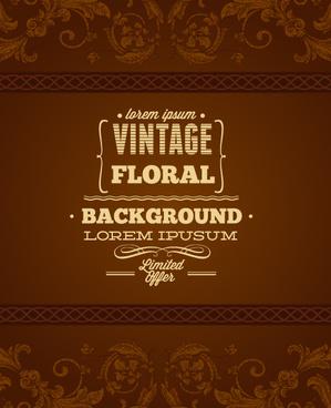 huge collection of vintage background vector