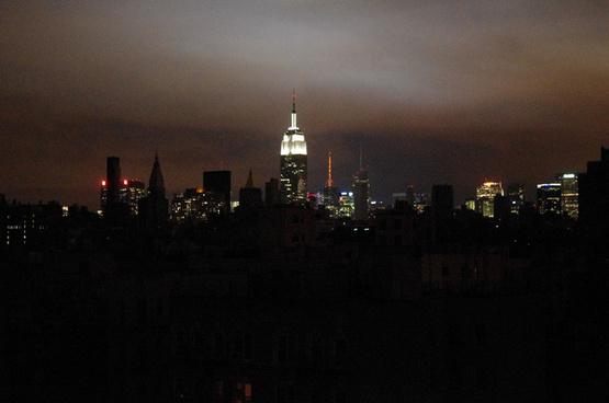 hurricane sandy new york blackout 2012