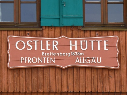 hut ostler hut rest house