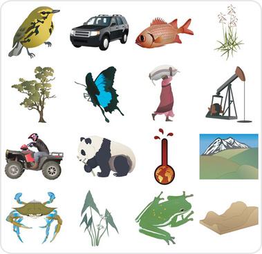 Illustrator Symbol Library Free Vector Download 223602 Free Vector