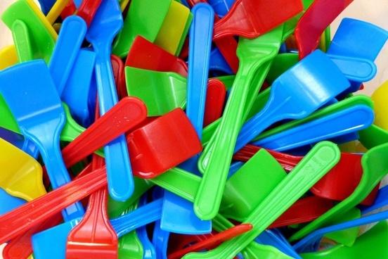 ice bucket ice spatula ice spade