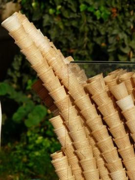 ice cream cones waffle cone waffles