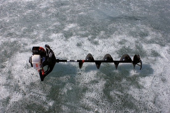 ice drill