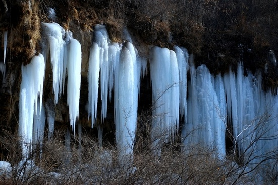 ice drippings