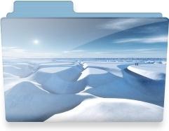 Ice folder