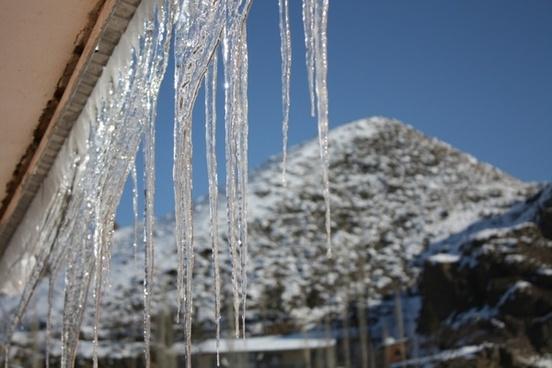 ice winter crystal