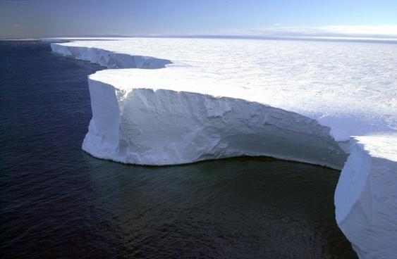 iceberg antarctica landscape