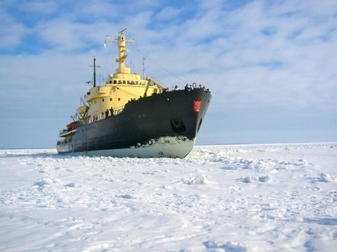 icebreaker gulf of bothnia mer de glace