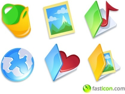 iComic Icons icons pack