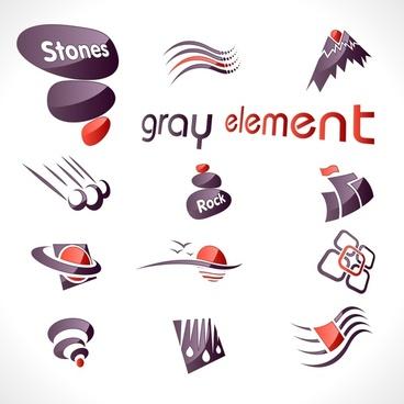icon element vector