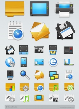 ID Icon Pack icons pack