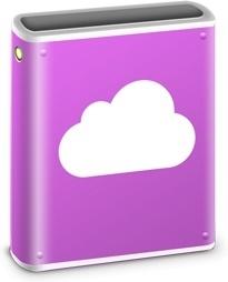 iDisk Pink MobileMe