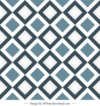 illusion pattern template flat symmetric geometry design
