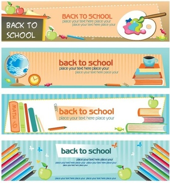 Education Web Banner Free Vector Download 15 257 Free Vector For