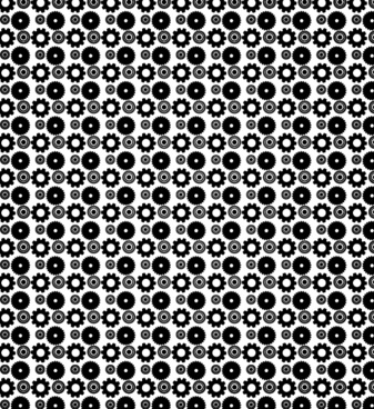 illustrator gear pattern