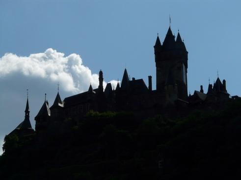 imperial castle castle cochem