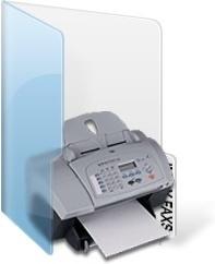 Impresoras y Faxs Folder