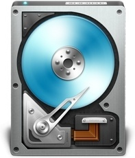 In side Hard disk