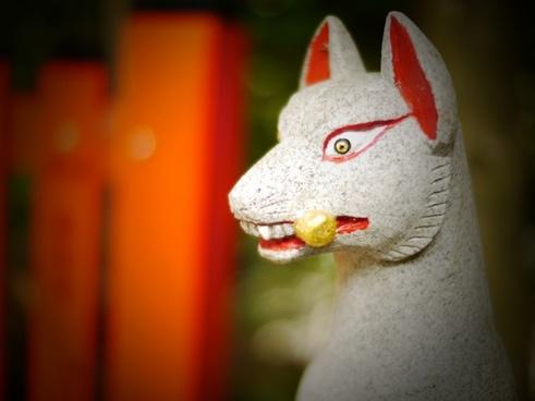 inari fox shrine