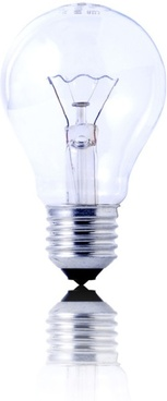incandescent light bulbs to highdefinition picture